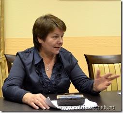 Депутат Светлана Логинова