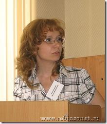 Погребовская Ирина Алексеевна (Глава Вешкельского сельского поселения)