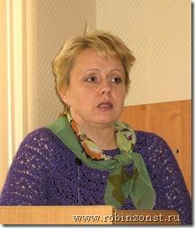 Гончарова Инна Михайловна (администрация Лоухского района)