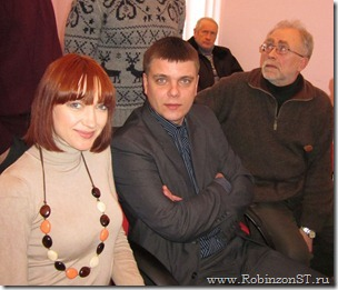 Фото - Депутат ЗС Алексей Орлов среди жителей Лахденпохского р-на