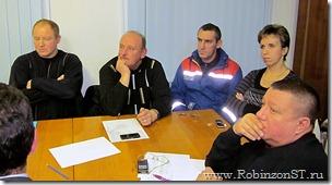Фото - куркиекские депутаты слушают