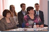 Делегация молодежного парламента РК