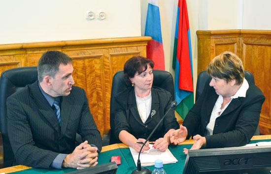 Заседание комитета ЗС Карелии