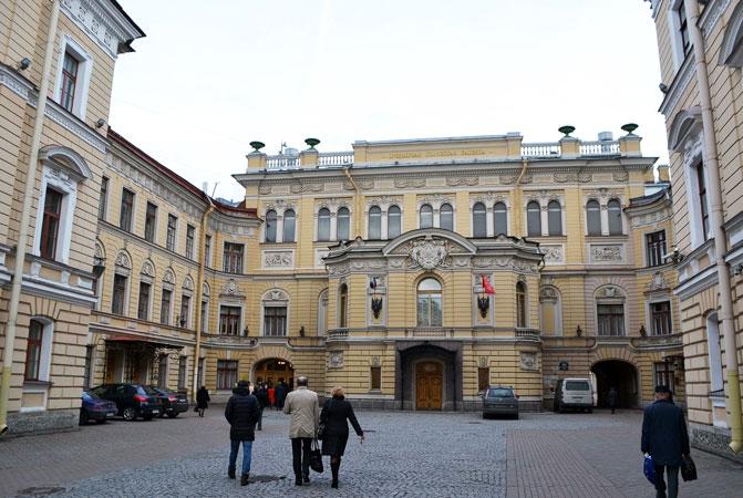 капелла в Санкт-Петербурге