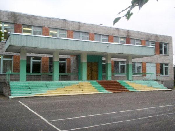 школа п.Ихала Лахденпохский район
