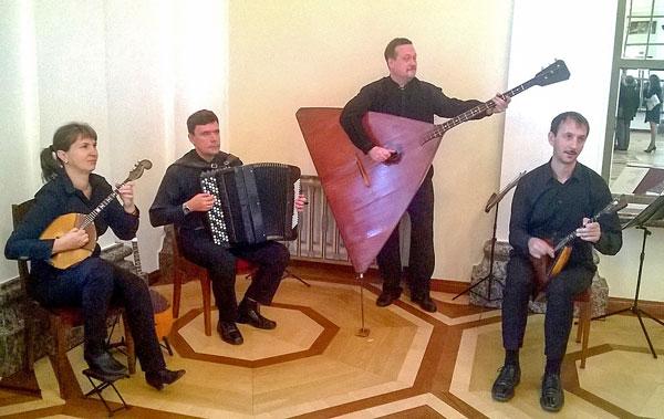 ансамбль на культурном форуме в петрозаводске