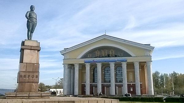 музыкальный театр в петрозаводске
