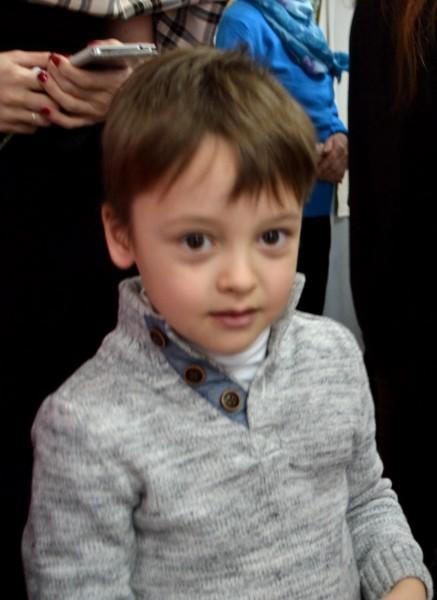 Никита Фролов ученик младших классов
