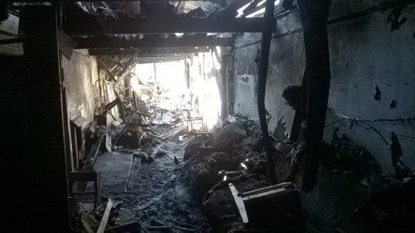 Реально пострадавшие квартиры