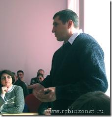 У директора Леспромхоза Сергея Одинокова всегда на все собственное мнение 2