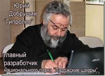 """Добрушин Юрий - """"Гипролес"""""""