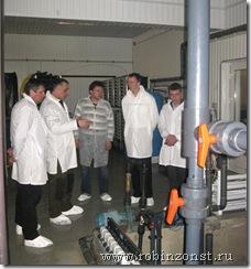 Замкнутый цикл водоснабжения из  скважины позволяет избежать рисков заражения малька