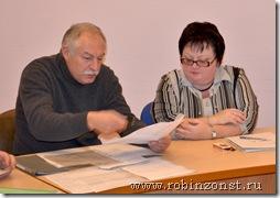 Районный Совет, депутаты- Маковский и  Дедкова