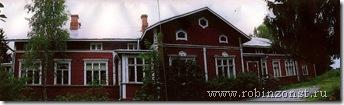 Здание-больницы Куркиеки