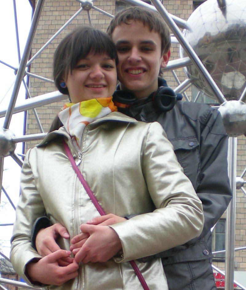 Эдик Федотов и Вера Джанкова