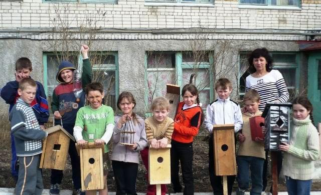 Дети воздуха - вестники радости
