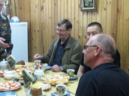 традиционное русское гостеприимство