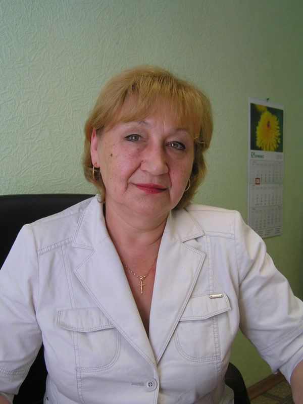 Людмила Глытенко