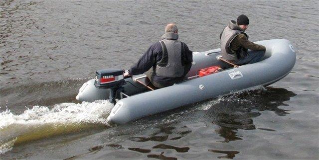 надувные лодки из ПВХ