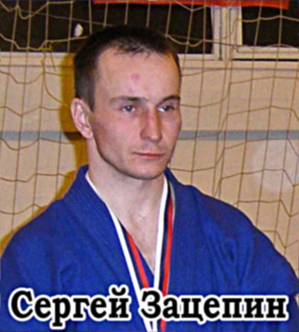Сергей Зацепин – работник строительной бригады фирмы «РобинзонST»