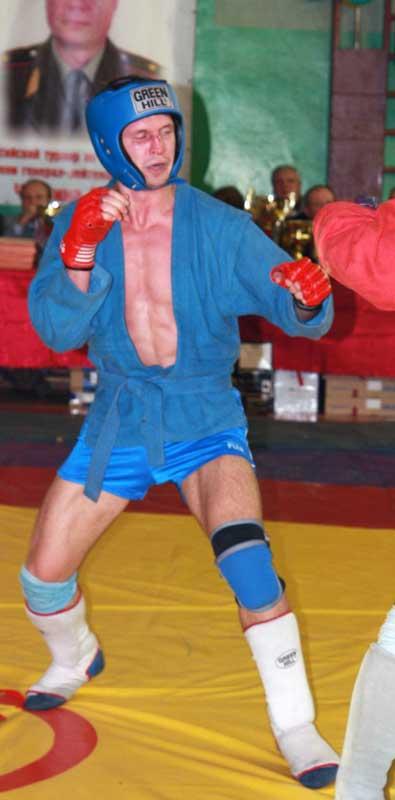 6-ой международный турнир по Боевому самбо