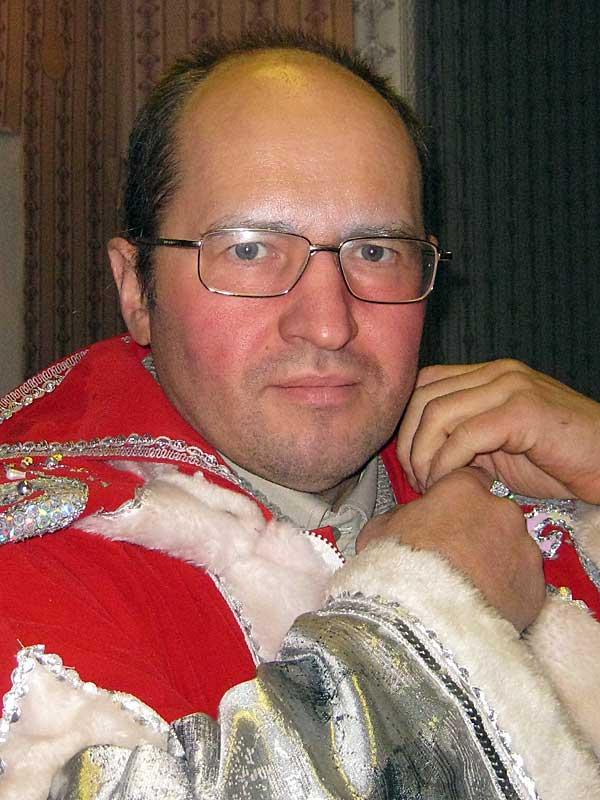Михаил Курганов