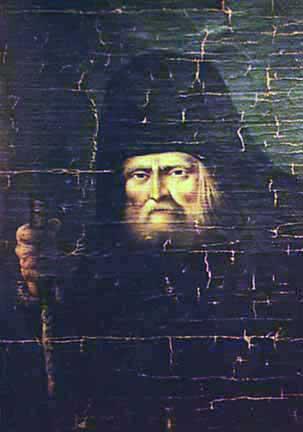 Серафим Саровский - прижизненный портрет