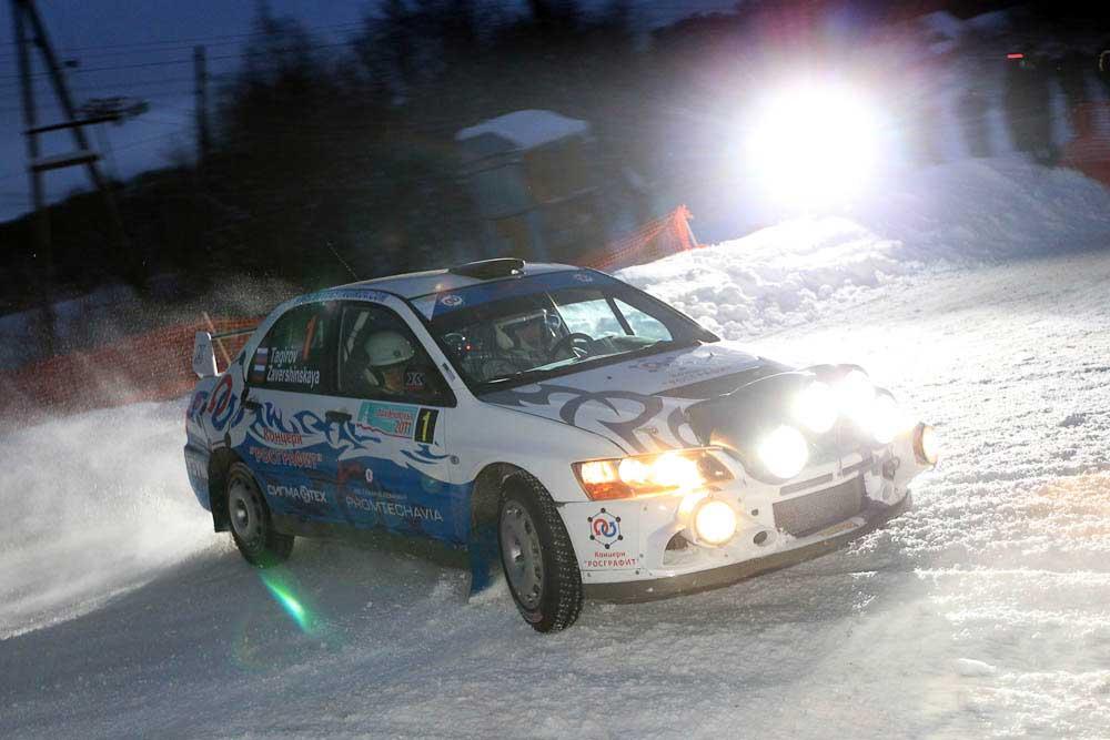 первый этап  Чемпионата России по ралли 2011 года