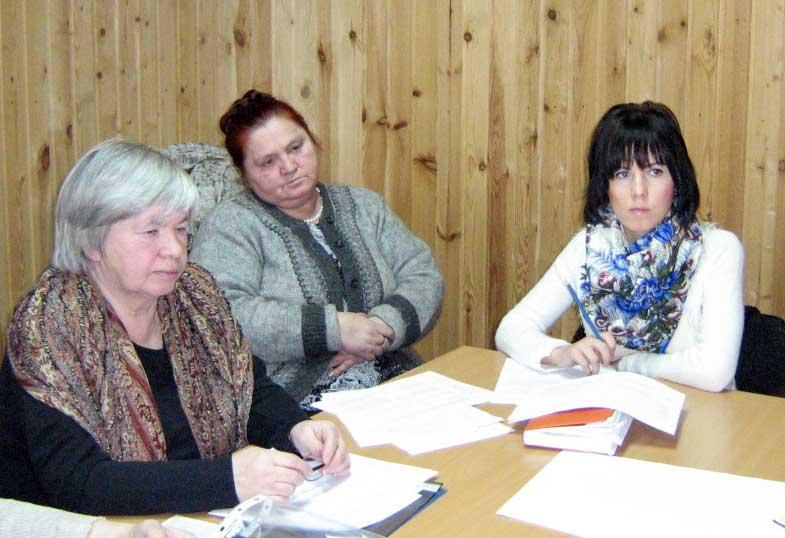 Рената Минина, Любовь Белозерцева, Елена Пономарева