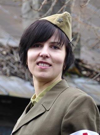Пономарёва Елена