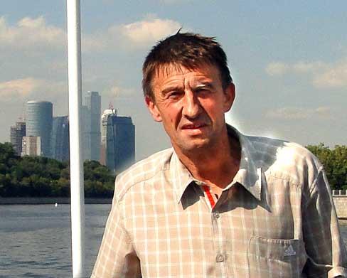 Игорь Галушко в Москве