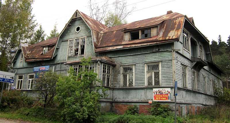 СЭС старое здание