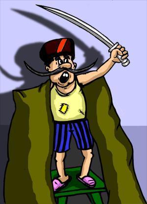 Карикатура к статье