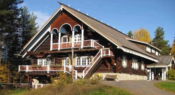 Отель Кагоне в городе Париккала, в котором финская коммуна всегда очень радушно встречает гостей из России